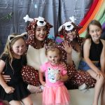 Light Party 2020 Noah's Ark photo booth