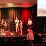 St Albans Baptist Church worship band