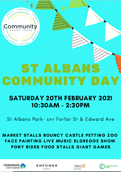 St Albans Community Day 2021