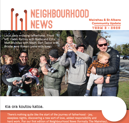 Neighbourhood News issue 1